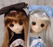 双子姫のナイショの話