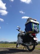 米つぶのカブ旅