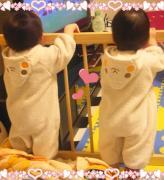 santoママの長男+双子の年子日記