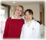 代診歯科医師:フリーマン直子さんのプロフィール