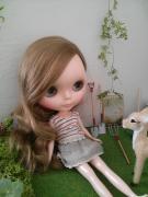 Doll cafe days.