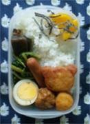 神戸愛妻弁当系男子のお昼ご飯