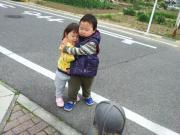 毎日が戦争!日韓夫婦と怪獣2人