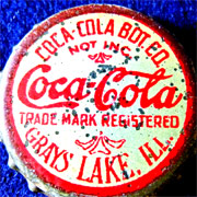 コカ・コーラ ストレートサイドボトル コレクション