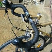 ぼちぼち自転車日記 ロードバイクはお尻が痛い