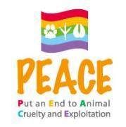 PEACE 命の搾取ではなく尊厳を