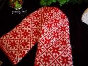 GroovyKnitの大人かわいい編み物ブログ