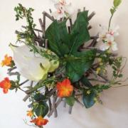 お花で元気に癒しの時間を・・・
