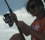 釣り好きあきな in オーストラリア