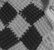 アフガン編み書