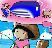 うさみみおばさんのイラストブログ