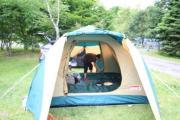 初心者のためのキャンプ