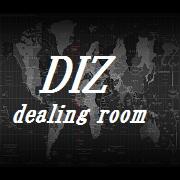 DIZ dealing room