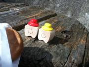スモールホビッツ(武蔵小山のこびとたち)のおさんぽ