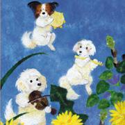 レオンとベベの保護犬猫応援日記