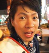 浜松のお祭り男