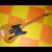 おっさん、ギターを弾く!