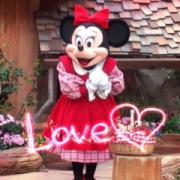 Minnieのステキな一日になぁれ!!