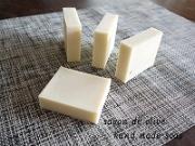 savon de olive 手作り石鹸