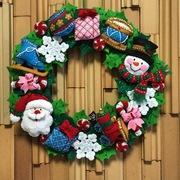 ❤フェルト・ビーズ刺繍 アトリエカノン❤