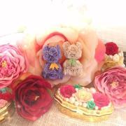 薔薇のアクセ作り〜KOHKOHのロザフィ教室〜