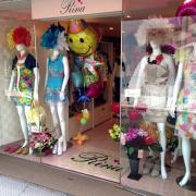 Rina 個性的な服、京都で売ってます♪