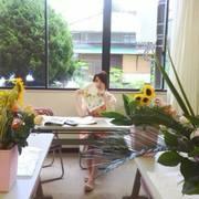四季彩の町 湯河原 フラワー教室 花の学校