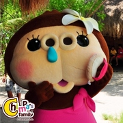 おさるの掟『チンパ家』in Cebu