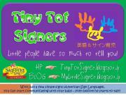 Tiny Tot Signers