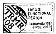 TRMR108 布のiPhoneジャケット