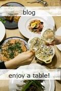 enjoy a table!