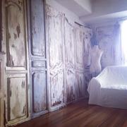 un chalet 〜小屋と私〜champetre shabby  style〜