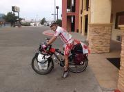 定年までに自転車で世界一周する!!