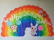 Wall Decorations Rainbow