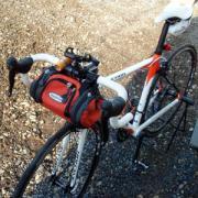 自転車で青梅散策しています。
