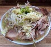 B級グルメとラーメン二郎の食べある記