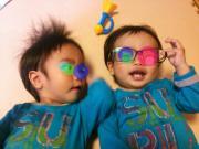 双子育児猫の巻