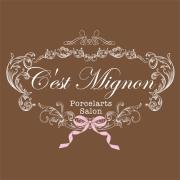 相模原・町田・沖縄ポーセラーツサロンC'est Mignon