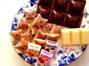 チョコレートは主食です