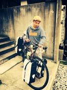 イーピンの西日本横断自転車旅