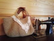 麻ひもbag&cottonpan