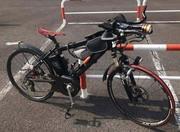 自転車tune-up Overspec liker's BG