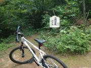 チャリで登ってみたよ福井の山