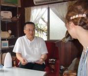心理カウンセラー 中坂 裕計さんのプロフィール