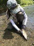 釣りがーるSのお魚探し日記