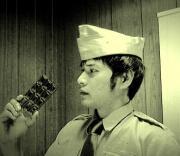 大尉のフェイクスイーツ戦記