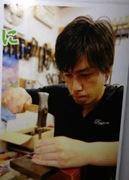 丈夫でシンプルな本皮ランドセルを東大阪で作ってます