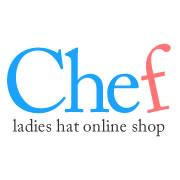 Chef/シェフ レディース帽子Shopの運営ブログ