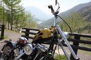 バイクとカメラとおっさんのBOYAKI