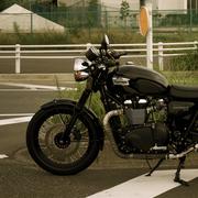 バイク持ってるのにインドア派